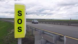 Poste SOS e Callbox para Estradas e Rodovias