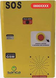 Manutenção e Revitalização Eletrônica de Postes SOS e Call box