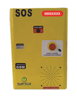 Callbox SOS para Estradas e Rodovias