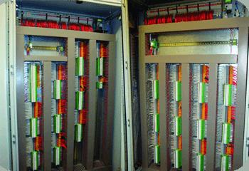 Montagem de Painéis Elétricos, Eletrônicos com Sistema de Segurança Integrado